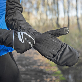 GripGrab Running Thermo Gloves Black